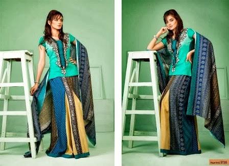 Lehenga-&-Choli-in-Khaddar-Fabrics