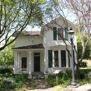 The Chiechi House- Built 1876