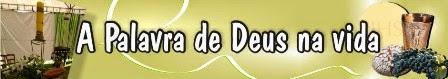 LEITURA DIÁRIA DA PALAVRA - Clique na imagem