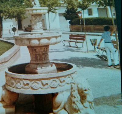 Plaza San Quilez de Binéfar