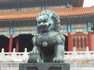 In Forbidden City