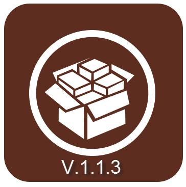 Cydia V 1.1.3