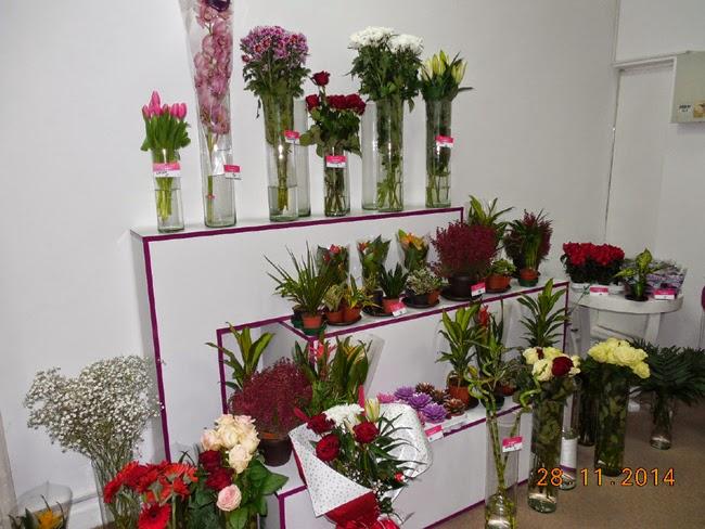 flori si iar flori la Bellevents