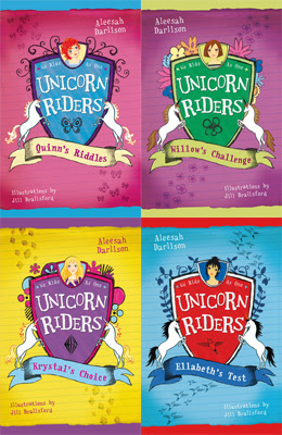 Kids Book Review Events Unicorn Riders Creative Writing
