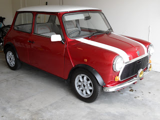 1967 Mini Cooper Restored in 1991