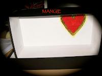 Caja de cartón recicladas proceso
