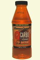 QCARBO Fast Cleansing Formula. Orange Flavor