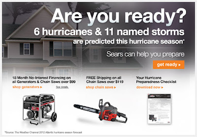 June 20, 2012 Sears email