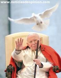 Visita del Papa Juan Pablo II a España – Madrid 2003