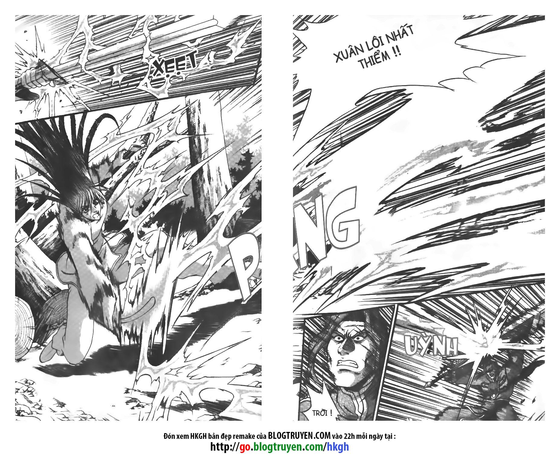 Hiệp Khách Giang Hồ - Hiệp Khách Giang Hồ Chap 257 - Pic 12