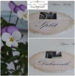 Personalizirane dekorativne plocice za vrata