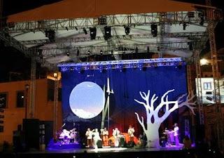 Kulturfestival Cervantino in Guanajuato