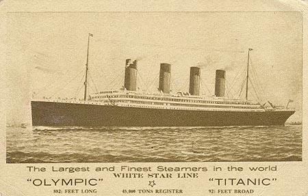 """10อันดับ ตำนานมนต์รักเรือล่ม """"ไททานิค"""""""