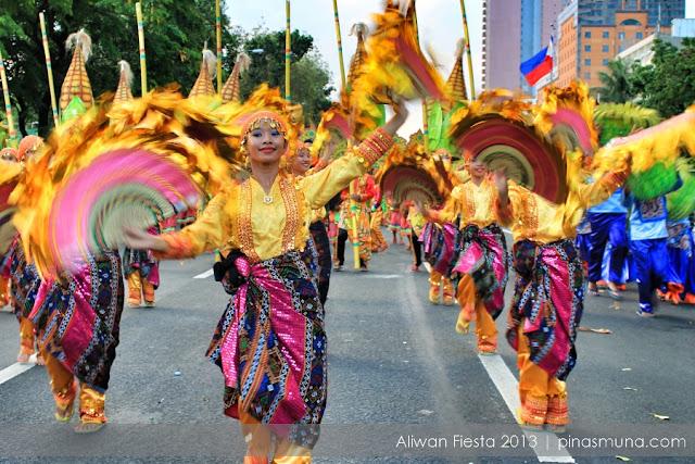 Aliwan Fiesta 2013 Meguyaya Festival of Upi, Maguindanao