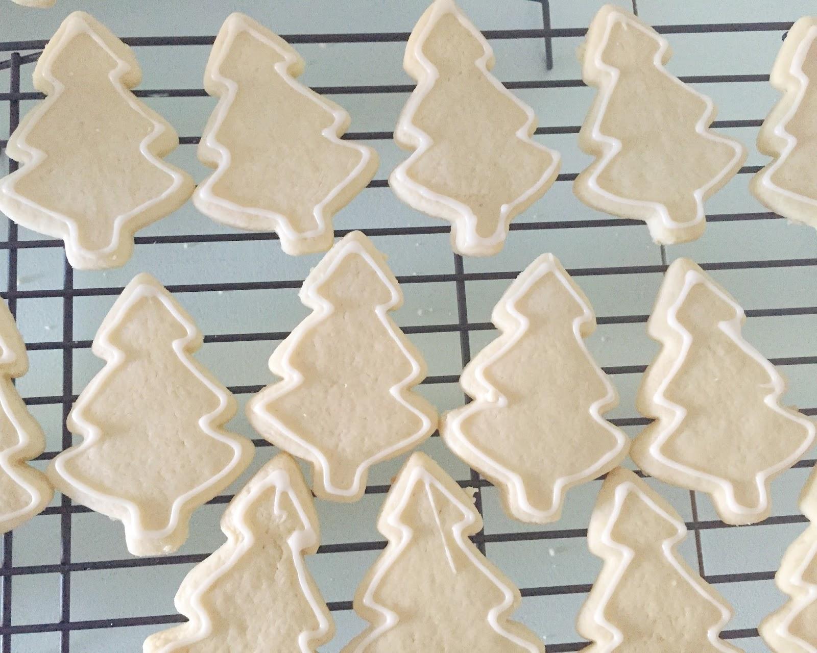 Christmas Cookie Series #4: Sugar Cookies