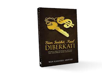 Buku Wan Kamarul Ariffin Kini Di Pasaran!