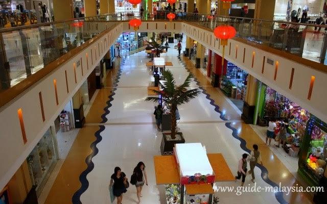 """بالصور : """"صانواي بيراميد"""" ... أول مركز تسوق وترفيه في ماليزيا Sunway-Pyramids-Mall"""