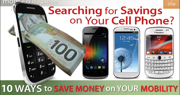 Download guide top 10 ways to save money on your cell for Wind mobile family plan