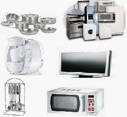 مشروع بيع أدوات منزلية و كهربائية