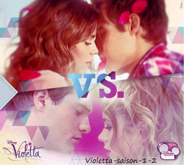 Violetta 2 leonetta vs diegoletta - Photo de leon de violetta ...