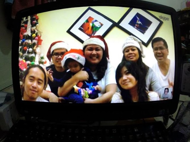 Hashtag Filipino Christmas in Dubai, Hashtag Homesick