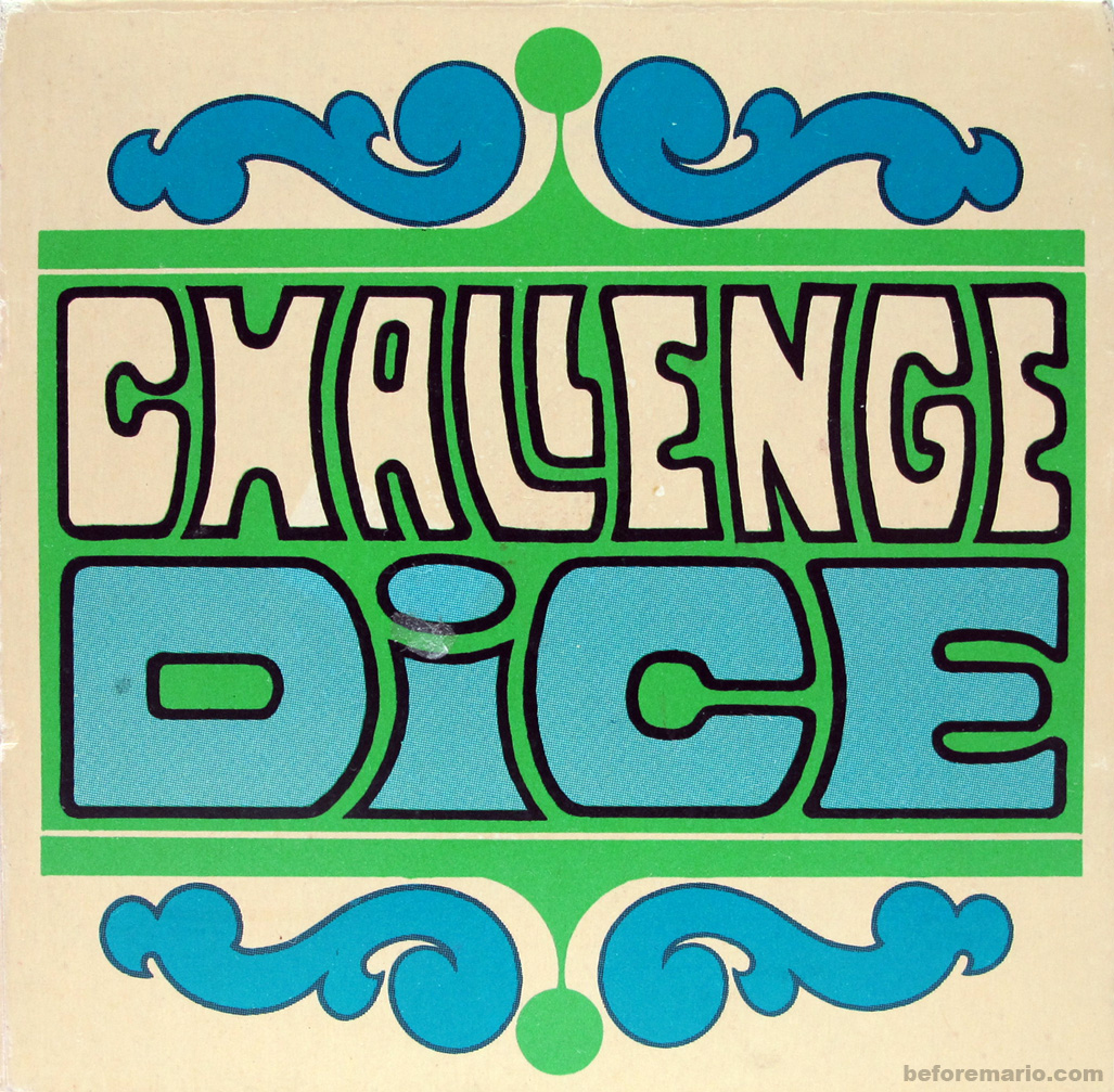 1969 Nintendo puzzle game