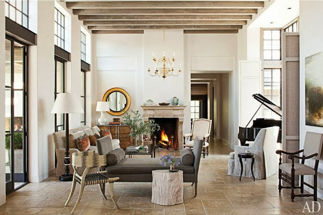 neutral living room with gold accents beige neutral furniture