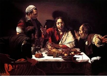 The Supper at Emmaus: A Code Of Silence Recognition For Christians