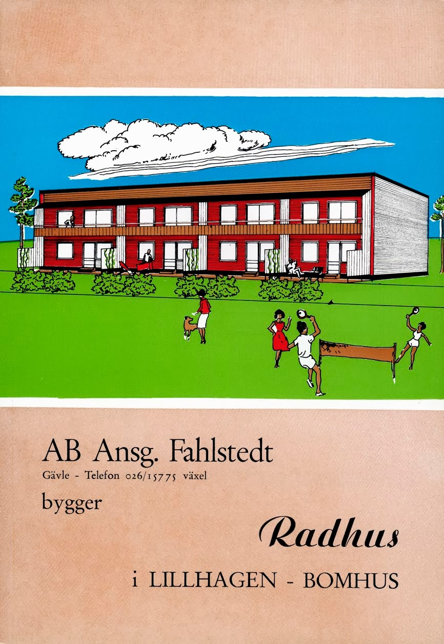 AB Ansgarius Fahlstedt bygger