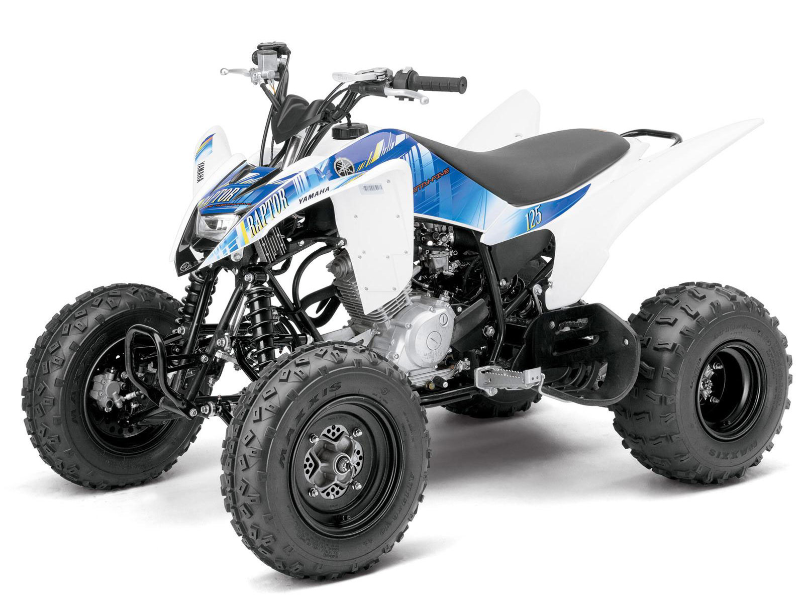 2013 yamaha raptor 125 atv pictures review and specifications. Black Bedroom Furniture Sets. Home Design Ideas