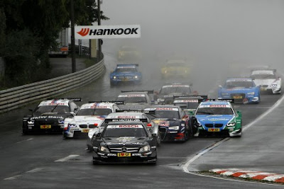 DTM 2012 Norisring : Audi termine 6 ième