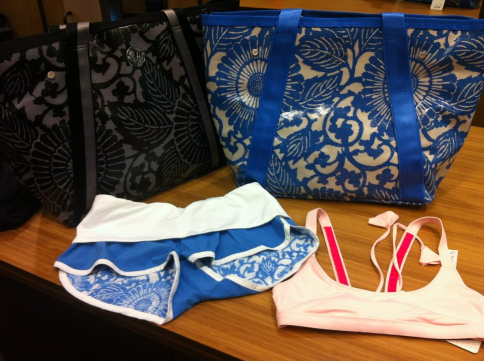 ... Wave Ride Bikini top, and two colors of the Surf'n'Turf tote (is this ...