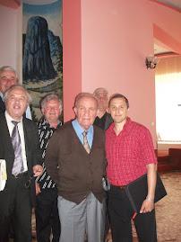 La simozionul judeţean România în secolul al XX-lea, cu Acad.  Dinu C. Giurescu,24.V.2011...