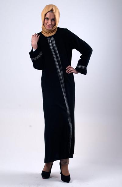 Hüma Sultan 2012 Sonbahar Kış Ferace Modelleri