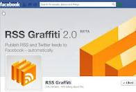 Rss Graffiti for facebook