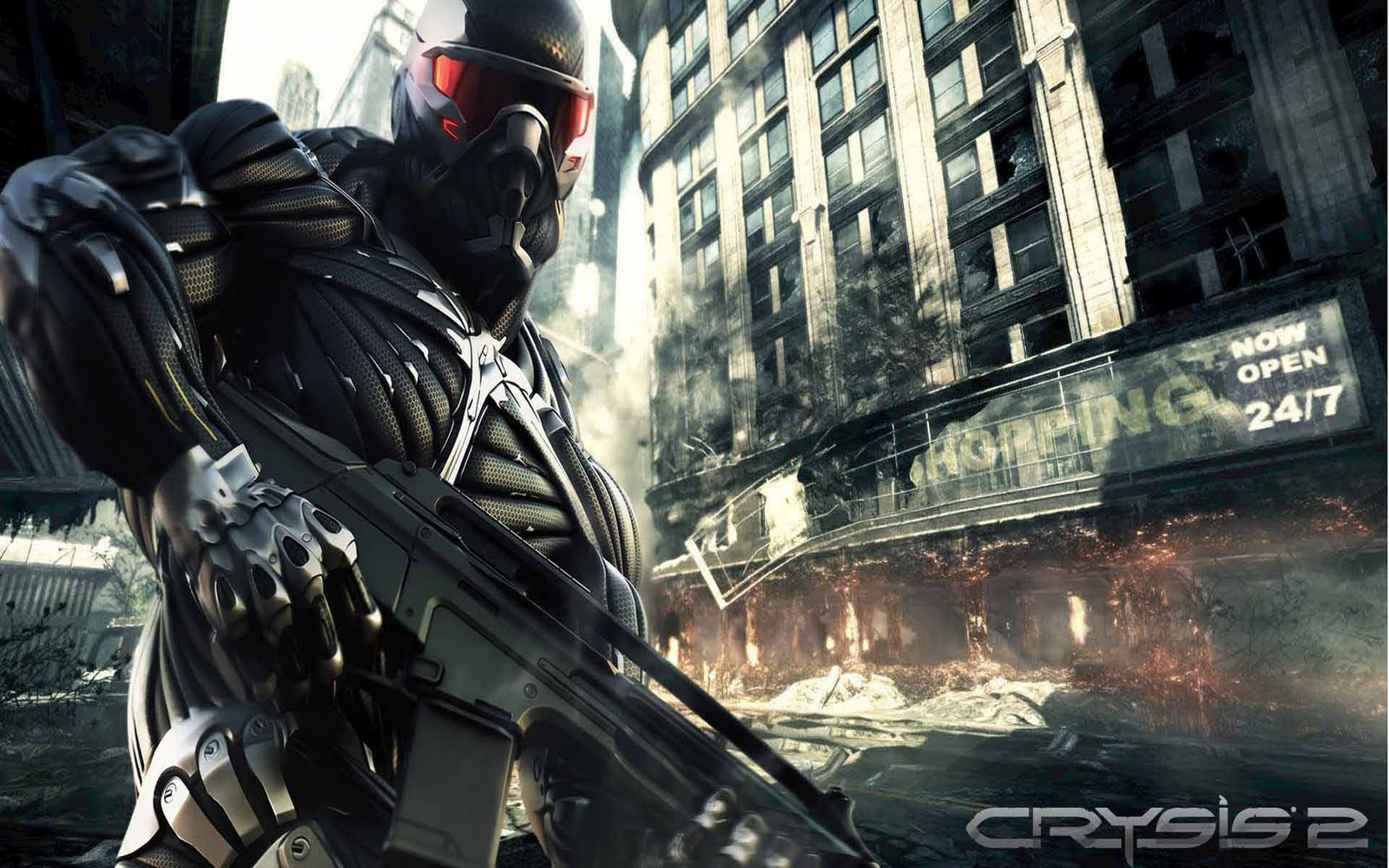 2011 <b>Crysis 2 Wallpapers</b> | HD <b>Wallpapers</b>