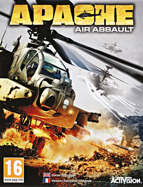 Apache AH-64: Air Assault