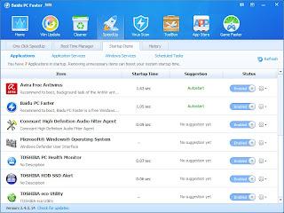 Cara mempercepat komputer dengan Baidu PC Faster-9