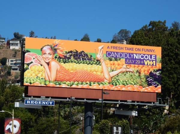 Candidly Nicole season 2 billboard