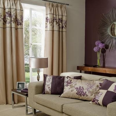 Easy home decor ideas curtain trends in 2011 for Latest trends in curtains