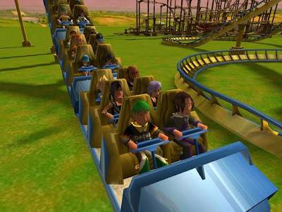 Roller Coaster Tycoon 4