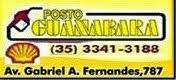 POSTO GUANABARA É TUDO DE BOM EM CAXAMBU