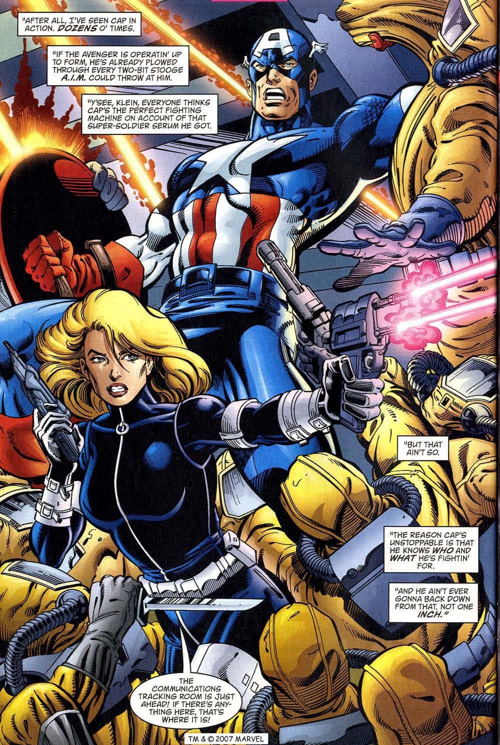 Captain America (1998) Issue #40 #47 - English 30