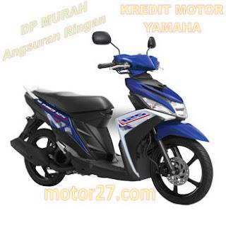 Yamaha Mio M3 125 BIRU