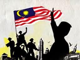 Selamat Hari Merdeka! ucapan hari merdeka, hari merdeka Malaysia ke-57, harapan buat Malaysia