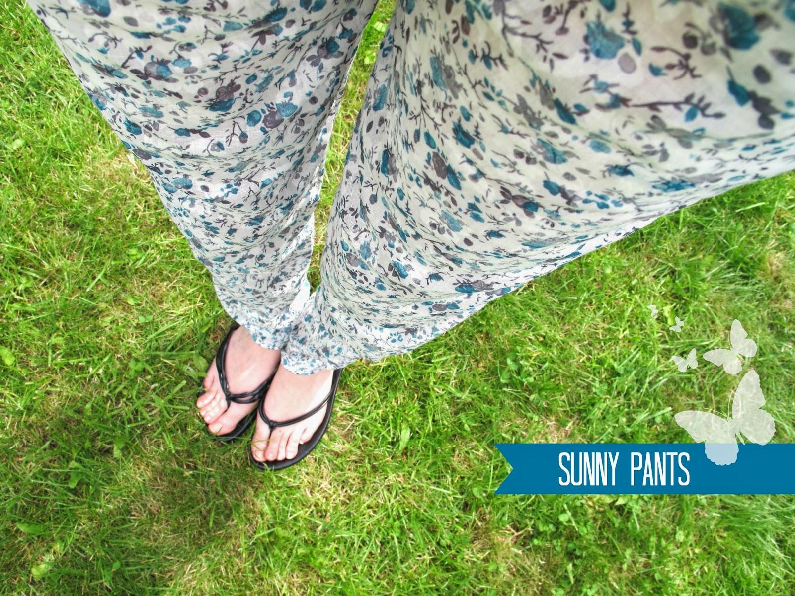 La Maison Victor Sunny Pants