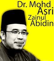 Bekas Mufti Perlis, Profesor Madya Datuk Dr Mohd Asri Zainul Abidin
