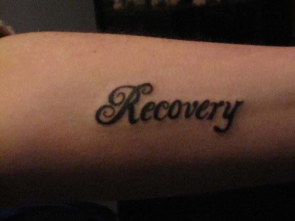 Self Harm Recovery Tattoos T