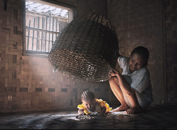 please help me mom...! by Firdaus Musthafa