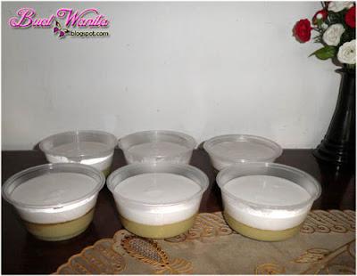 Resepi Mudah Kuih Tepung Pelita Sukatan Cawan. Cara Buat Kuih Tepung Pelita Sedap Senang Simple